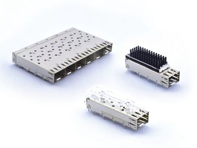 SFP Cage and Connector