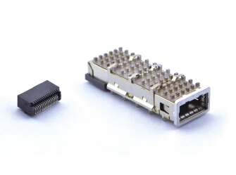 XFP Cage and Connector