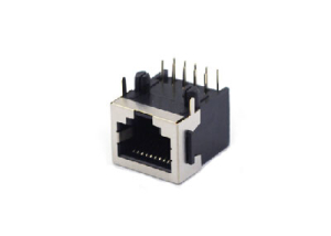 10p8c rj45 modular jack half shielded