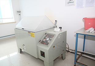 Salt spray test chamber - AICO