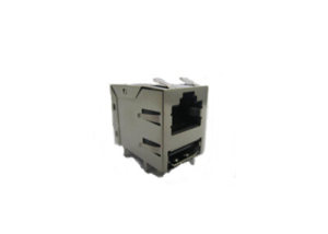 10/100 BASE-T RJ45 HDMI magnetic modular jack