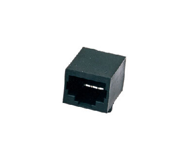 10/100 Base-TX RJ45 Jack with Magnetic Module without LED
