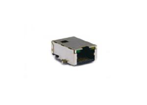 11p8c 100BASE-T rj45 transformer connector