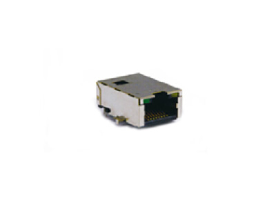 11p8c 100BASE-T rj45 transformer connector