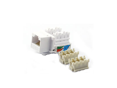 unshielded cat5e rj45 modular jack