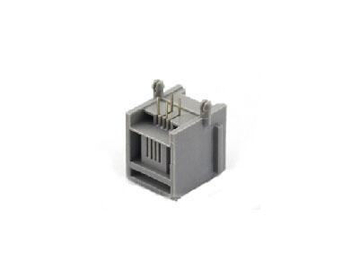 RJ22 4P4C modular jack connectors