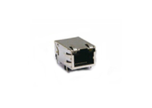 8p8c 100BASE-T RJ45 with integrated magnetics