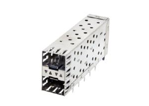 SFP assembly elastomer 2x1
