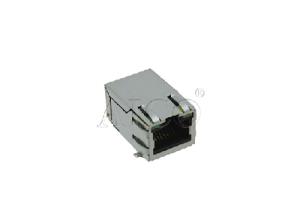 tab up 10/100 BASE-T RJ45 Magnetic Modular Jack